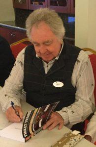Graham book signing