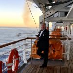 Graham on Cruise Ship Tour