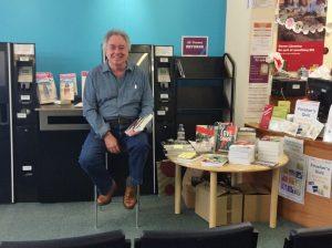 Graham's Library Talks
