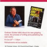 Cowboys and Angels book launch